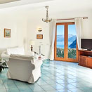 Room with sea view Capri