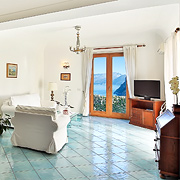 Capri - sea view rooms